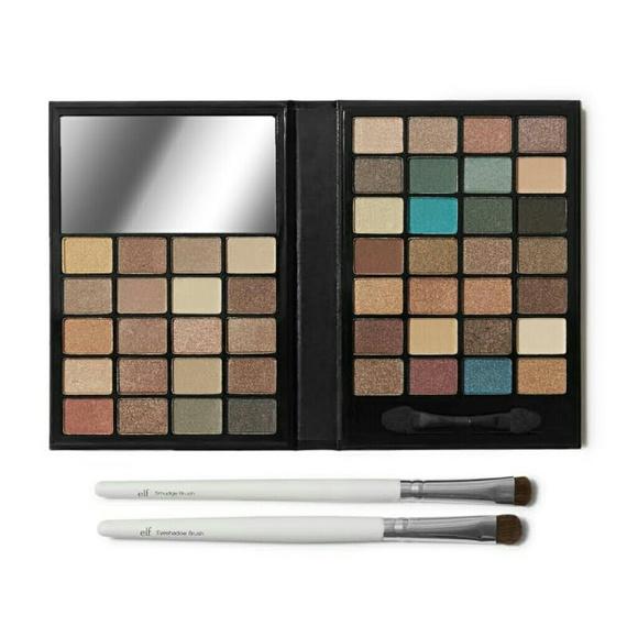 In box elf 48 color eyeshadow
